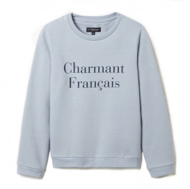 Sweat Saturnin Charmant Français