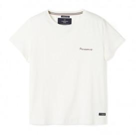 Tee-shirt Blanche Parisienne
