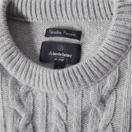 d476a74855cc37 Pull homme made in France - La Gentle Factory