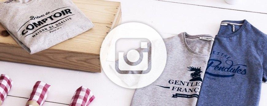 Suivez notre instagram !