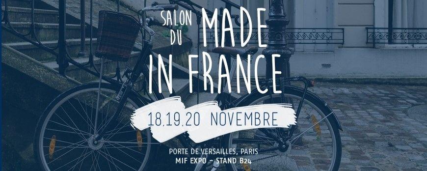 La gentle factory au salon du made in france blog la for Salon made in france