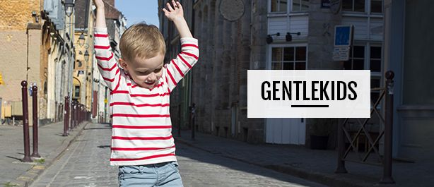 Gentle kids made in France