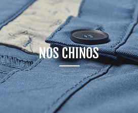 Nos chinos made in France