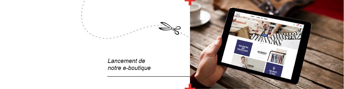 Lancement de notre e-boutique – La Gentle Factory