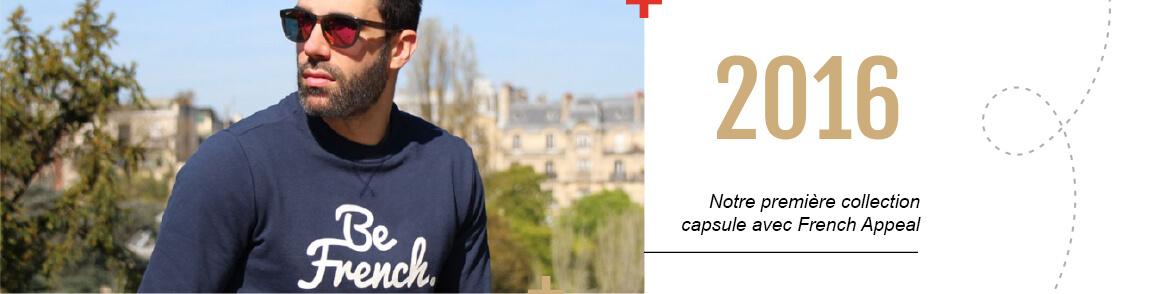 Notre première collection capsule avec French Appeal – La Gentle Factory