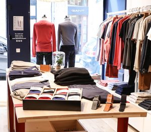 La boutique La Gentle Factory à Lille