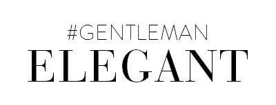 Gentleman élégant