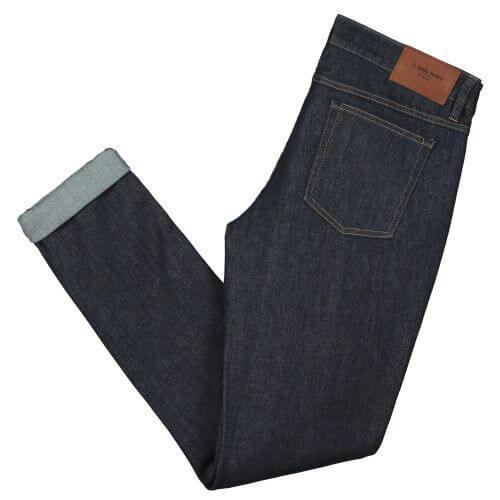 Jean slim made in France