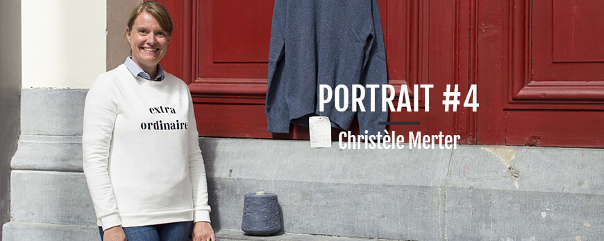 Portrait #4 – L'extraordinaire Christèle