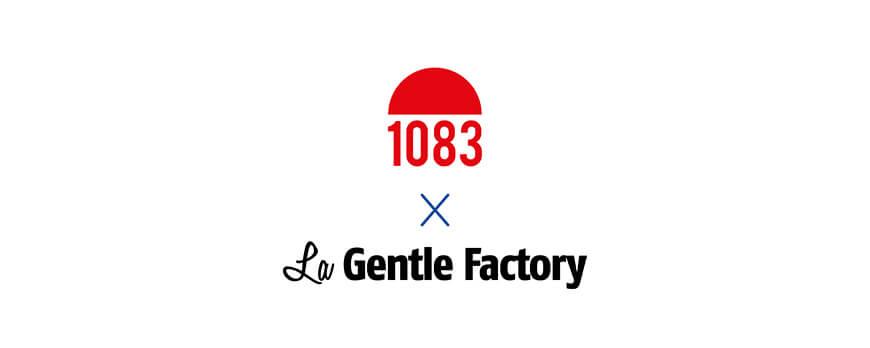 1083 x La Gentle Factory