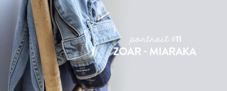 Jeans et mikis – l'extraordinaire Zoar