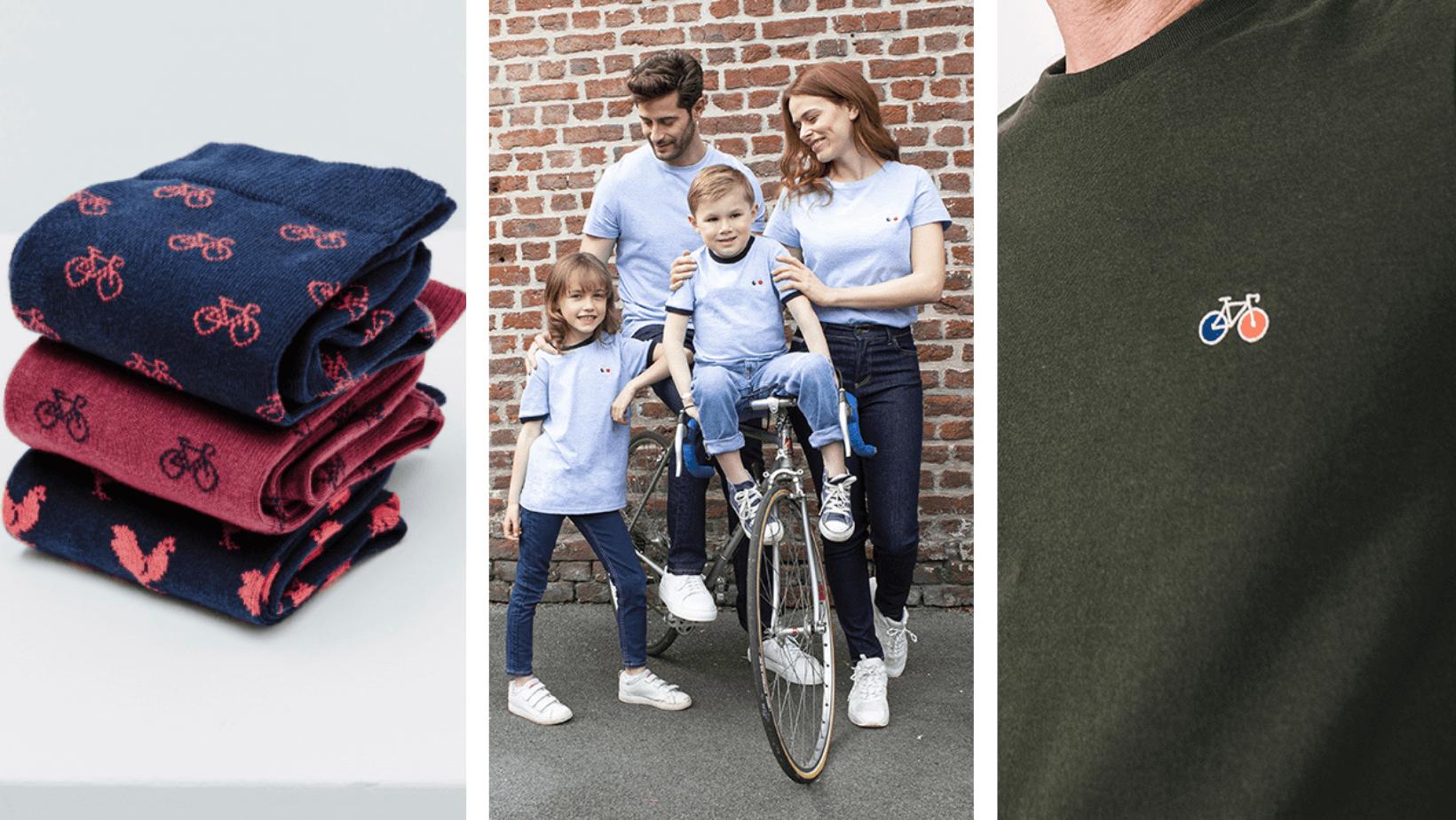 La Gentle Factory vêtements bio et recyclés made in France