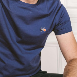 Tee-shirt homme coton bio made in France