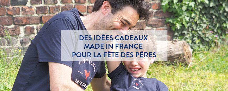 Des idées cadeaux made in France pour la Fête des Pères