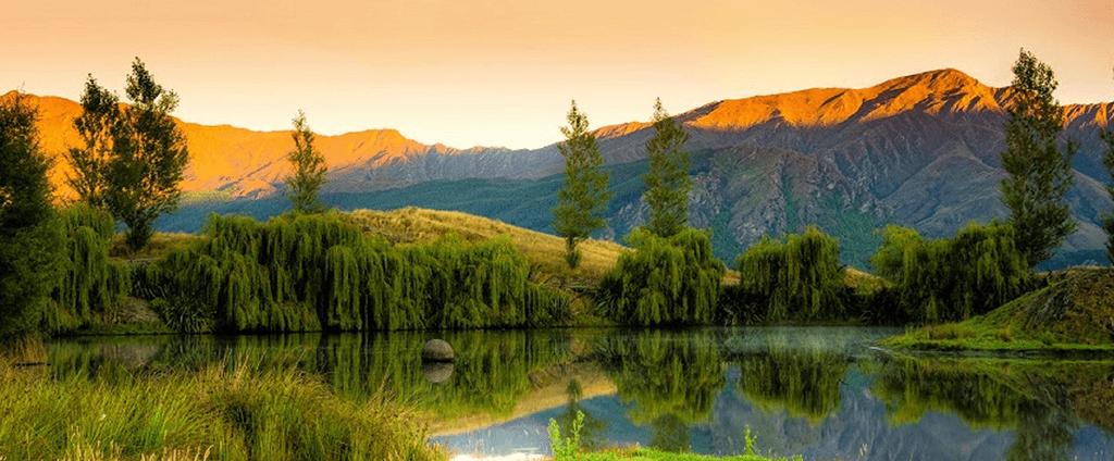 Nouvelle Zélande paysage