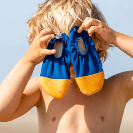 Chaussons made in France pour enfants d'extérieur