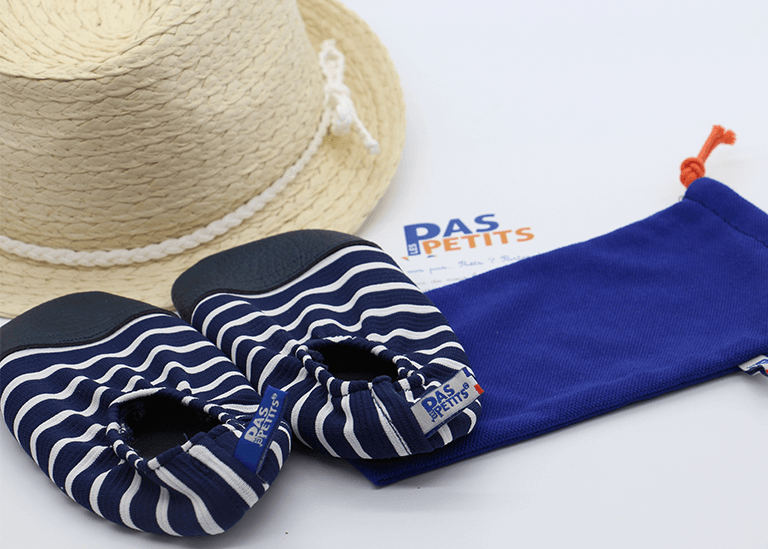 Chaussons pour enfants made in France