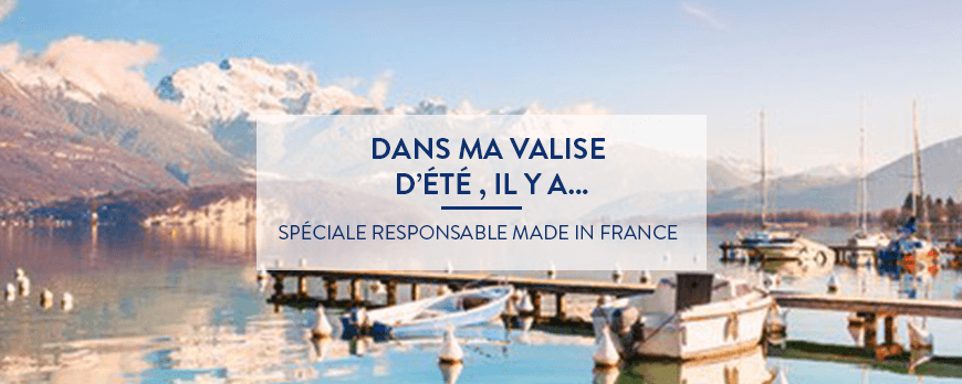 Je mets quoi dans ma VALISE MADE IN FRANCE ?