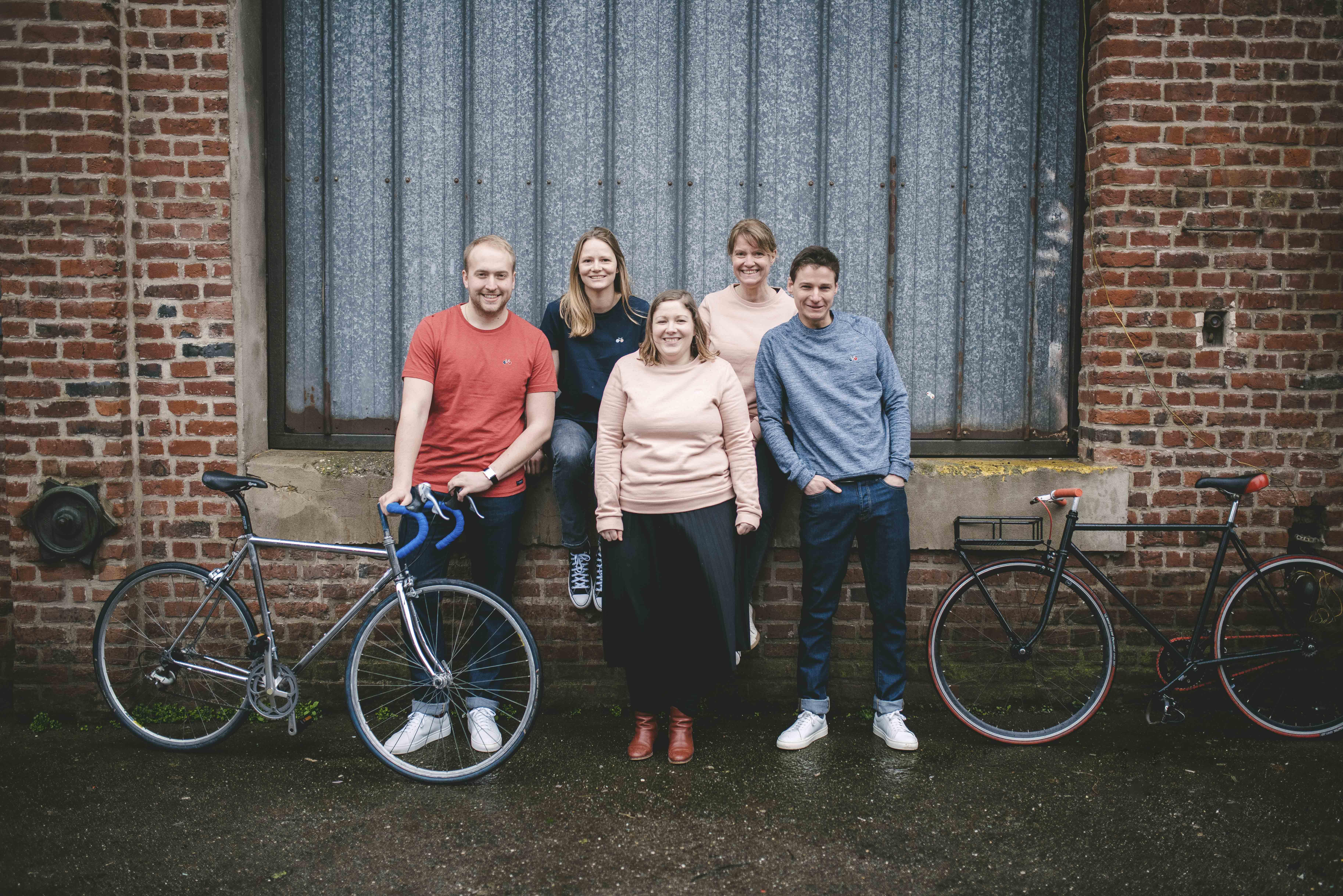 capsule vélo la Gentle Factory