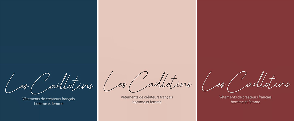 les caillotins : boutique made in France