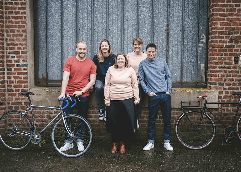 Caspule vélo la Gentle Factory
