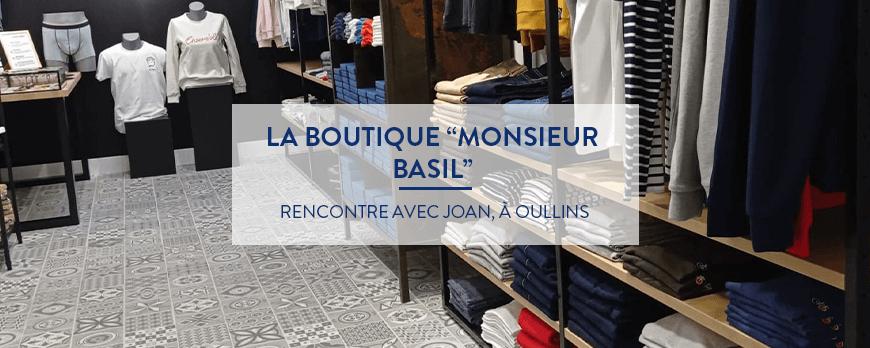 Monsieur Basil