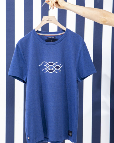 Tee-shirts coton recyclé made in France
