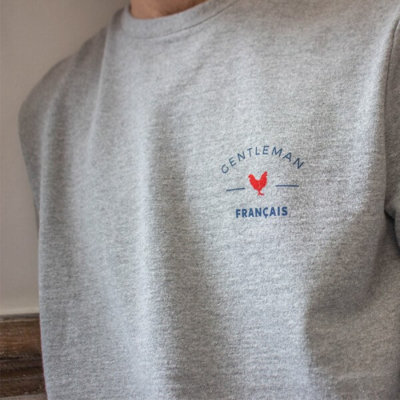Sweat fibres recyclées made in France