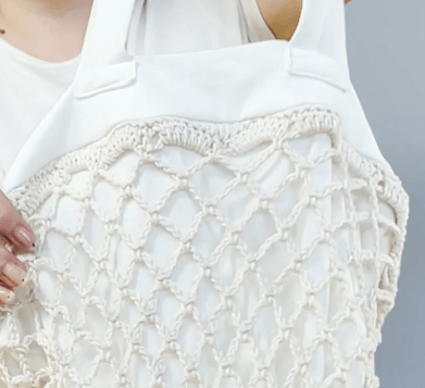 La Gentle Factory X Wooly Laines - Réaliser son tote bag
