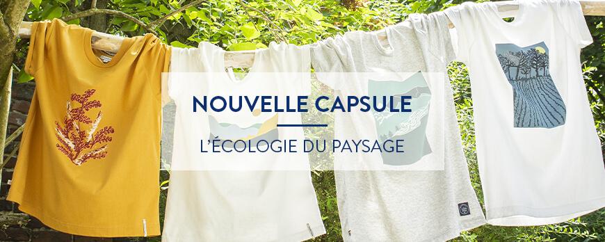 Nouvelle capsule – L'écologie du paysage